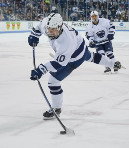 Penn State Hockey: Nittany Lions Snap Scoreless Drought Late In 3-2 Loss To Michigan